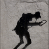 phone hikers shadow puppetry