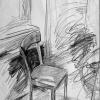 der Stuhl des